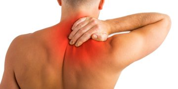 A pain in the…neck and upper back!